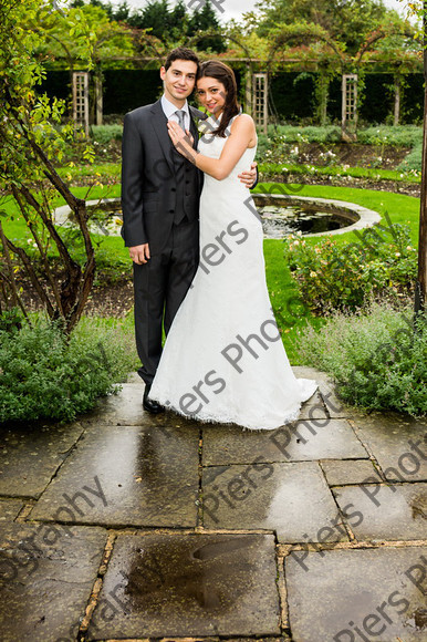 Nat and Matt 576   Nat and Matt's wedding   Keywords: Buckinghamshire wedding photographer, Great Fosters, Piers Photography, Weddings, winter weddings