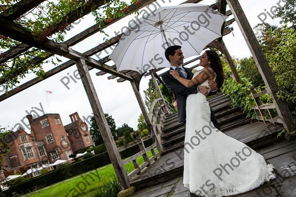 Nat and Matt 609   Nat and Matt's wedding   Keywords: Bucks Wedding photographer, Great Fosters, Piers Photography, Weddings, winter weddings