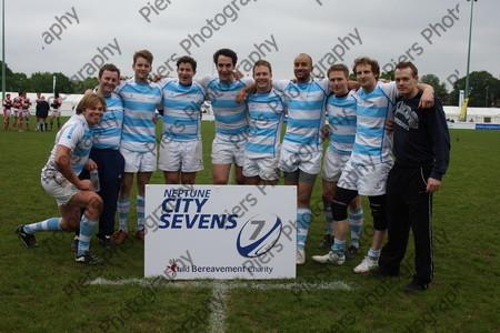 Neptune 7 s 528   Neptune 7's   Keywords: Child Bereavement charity, Neptune 7's, Piers Photo, Richmond rugby club