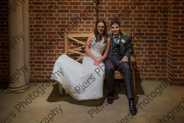 Nat and Matt 619   Nat and Matt's wedding   Keywords: Buckinghamshire wedding photographer, Great Fosters, Piers Photography, Weddings, winter weddings