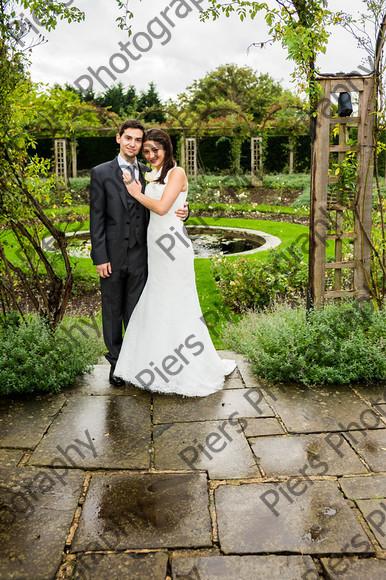 Nat and Matt 577   Nat and Matt's wedding   Keywords: Buckinghamshire wedding photographer, Great Fosters, Piers Photography, Weddings, winter weddings