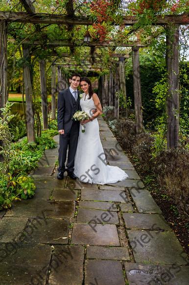 Nat and Matt 569   Nat and Matt's wedding   Keywords: Buckinghamshire wedding photographer, Great Fosters, Piers Photography, Weddings, winter weddings