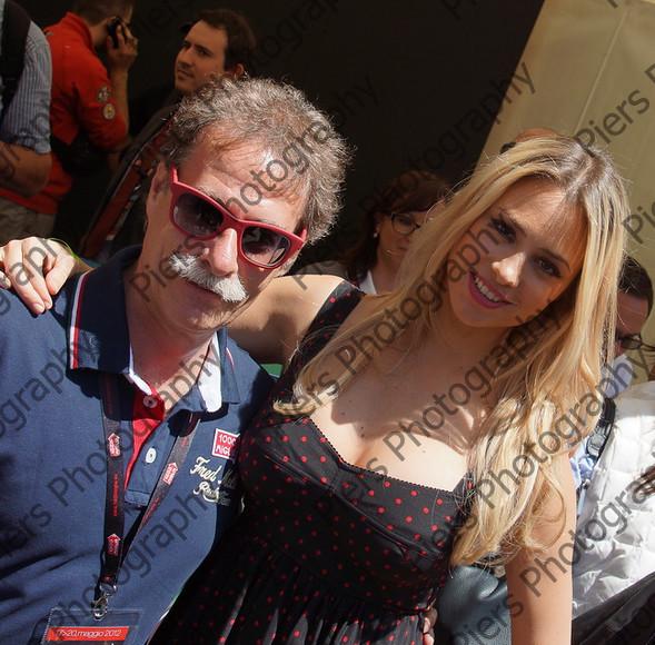 Mille Miglia12 111   Mille Miglia 2012   Keywords: Brescia, Mille Miglia, Piers Photo